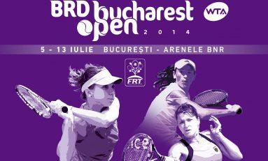 Programul zilei a cincea a turneului BRD Bucharest Open