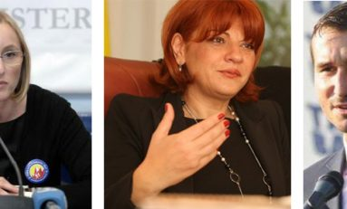 """Amatto Zaharia: """"Gabriela Szabo, Carmen Tocală şi Alin Petrache au capacitatea de a face lucruri bune pentru sportul românesc"""""""