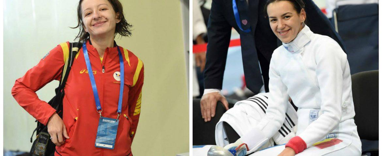 Simona Gherman și Ana Maria Brânză luptă pentru titlul de la Kazan