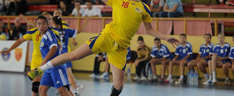 România U18 s-a calificat în optimile CM de handbal feminin