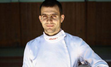 Dolniceanu s-a calificat în semifinalele probei individuale de sabie