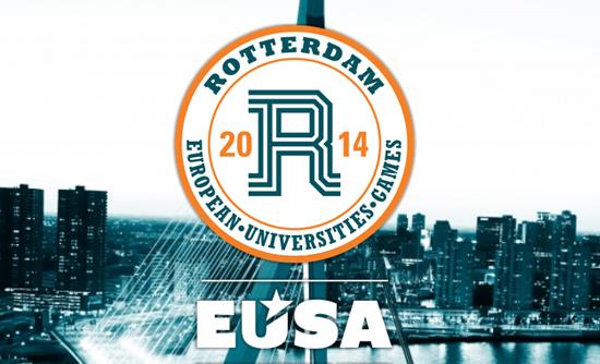 România se prezintă cu cinci echipe la Jocurile Europene Universitare din Olanda