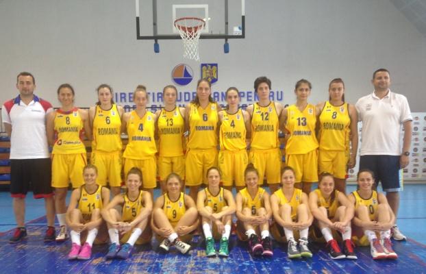 Începe Campionatul European de Baschet Feminin U18. Ultimele noutăţi din lotul României