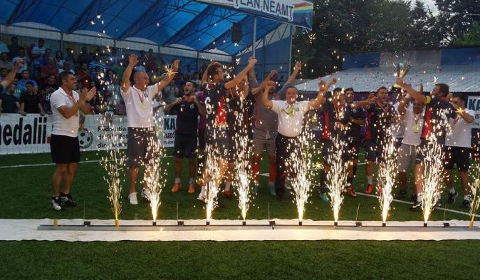 Minifotbal: Ploiești 2010, noua campioană a  României