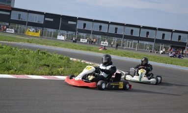 A patra etapă a C.N. de Karting se va desfăşura la Prejmer