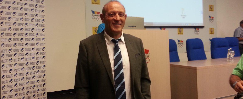 """Hari"" Dumitraş este noul preşedinte al F.R. de Rugby"