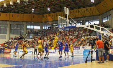 O nouă calificare europeană ratată de naționala masculină de baschet