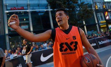 Team Bucharest, calificată în finala FIBA 3x3 World Tour