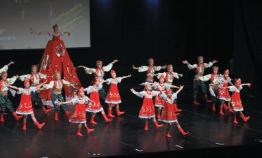 Prezenţă încununată cu succes la Dance Star World 2014