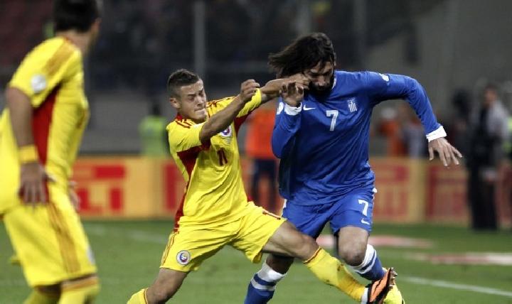 Echipa naţională se pregăteşte pentru preliminariile Euro-2016