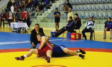 Turneul Internaţional de lupte, o reuşită sportivă şi organizatorică