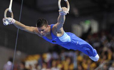 Cristian Bățagă, Andrei Muntean, Vlad Cotuna și Marius Berbecar au împărțit medaliile de aur la Naționalele de gimnastică