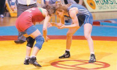 Luptele la CSM Oneşti, în căutarea excelenţei sportive