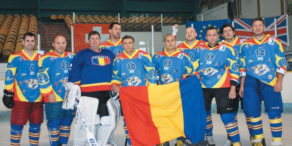 Predator Bucureşti a triumfat pe gheaţa de la Clermont