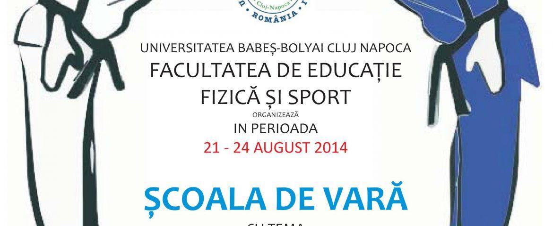 Şcoală de vară la Cluj, despre importanţa Kata în evoluţia judo-ului actual