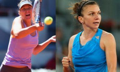Halep - Sharapova, în sferturile turneului de la Cincinnati
