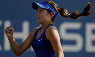La doar 15 ani, CiCi Bellis produce surpriza de la US Open: o elimină pe Cibulkova în turul I