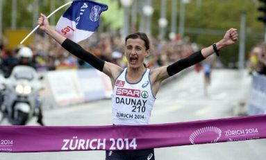 Franțuzoaica Daunay, 39 de ani, aur european la maraton