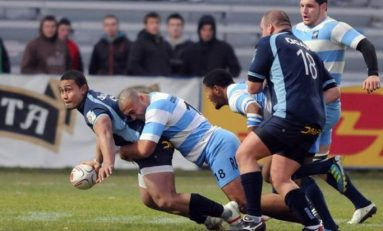 Dinamo București și RCJ Farul Constanța, calificate în semifinalele Superligii CEC Bank la rugby