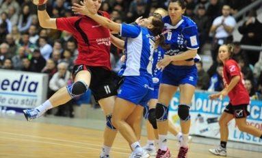 HCM Baia Mare câștigă turneul internațional de handbal feminin pe care l-a organizat