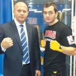 Fedor Emelianenko şi Alexandru Irimia
