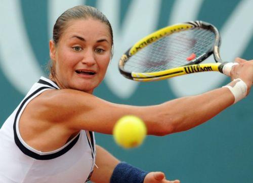 Monica Niculescu a pierdut semifinala de la New Haven la doar două puncte diferenţă