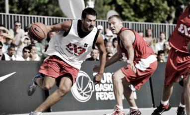Jocurile Olimpice de Tineret: Naţionala masculină de baschet 3x3, eliminată în sferturile de finală