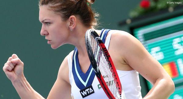 Halep, pe locul 2 WTA. Alţi români, în clasamentele WTA şi ATP