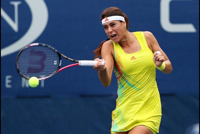 Sorana Cîrstea, a patra românca în turul secund la US Open