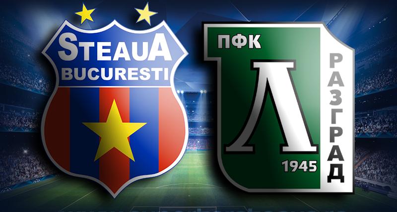 Campionul ratărilor, Chipciu, aduce victoria Stelei în primul meci cu Ludogorets din play-off-ul Champions League
