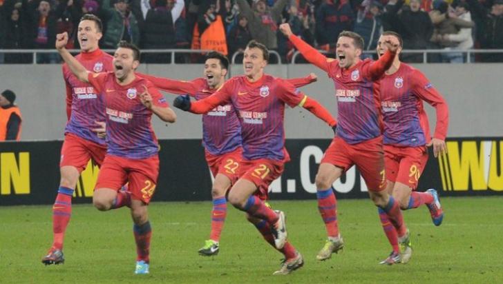Steaua va întâlni pe Ludogoreţ Razgrad în play-off-ul Ligii Campionilor
