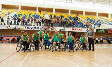 Baschet: Campioni în scaun cu rotile