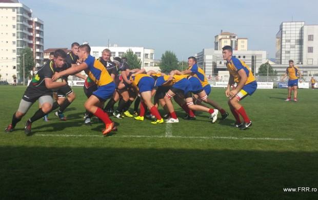 România debutează cu o victorie în Cross Border-ul U17