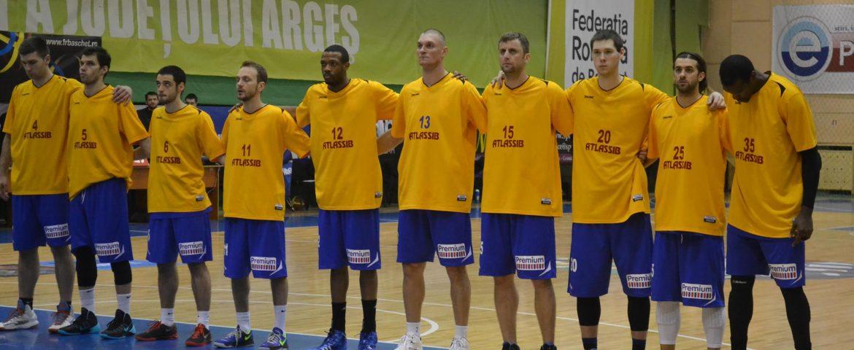 CSU Sibiu a încheiat turneul amical din Austria