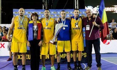 România, prima campioană europeană de baschet 3x3