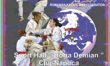Au mai rămas câteva zile până la Cupa Campionilor Europeni WUKF de la Cluj