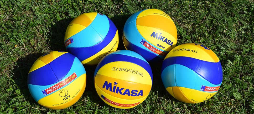 Hai la Youth Beach Volleyball Summer Festival!