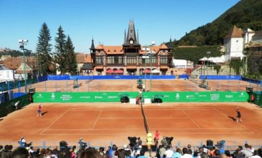 Trei victorii românești în prima zi a BRD Brașov Challenger