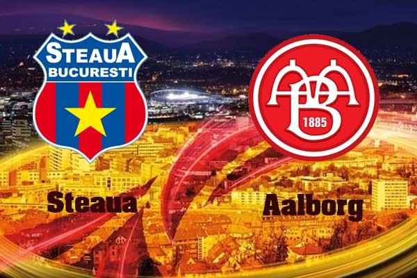 Steaua învinge pe Aalborg cu un scor de tenis, dar…