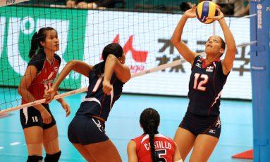 Voleibalistele dominicane, revelația Mondialelor, au ajuns la trei victorii