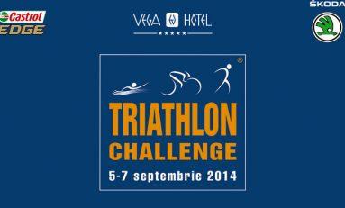 TRIATHLON CHALLENGE – un eveniment de calibru  internațional la Mamaia