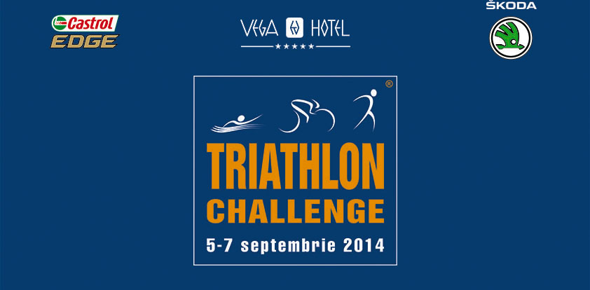 TRIATHLON CHALLENGE – un eveniment de calibru  internațional la Mamaia