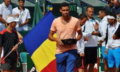 Victor Hănescu, premiat de ITF la retragerea din Cupa Davis