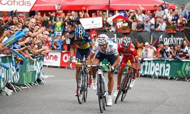 """Primul """"hop"""" în La Vuelta!"""