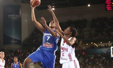 Franța, învinsă surprinzător de Turcia, la debutul Mondialelor de baschet feminin