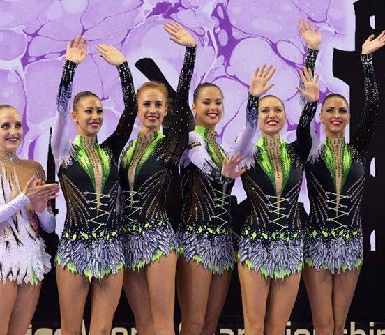 Bulgaria, campioană mondială absolută la gimnastică ritmică