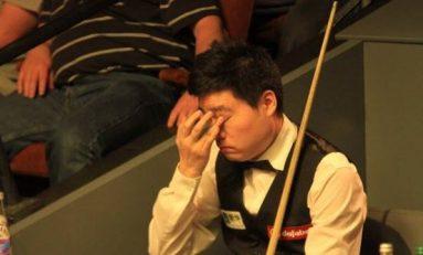 Ding Junhui nu-și va apăra titlul la Turneul Internațional de la Chengdu