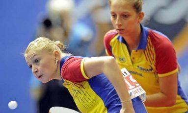 Naționala feminină, pe locul 7 la Europenele de tenis de masă