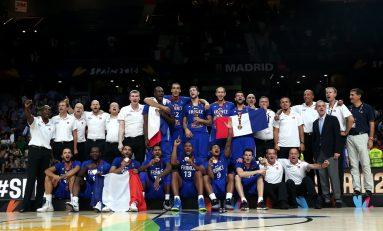 Bronz mondial pentru Franța, în reeditarea finalei Europenelor de baschet