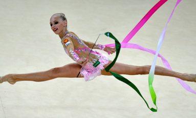 Gimnastică ritmică. Iana Kudriavtdseva, aur mondial și la individual compus